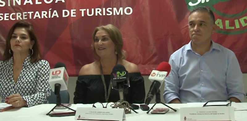 Mazatlán será sede de la CXXI Jornada Nacional del Notariado Mexicano