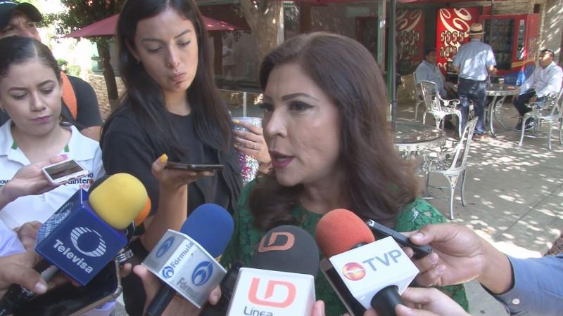 Un respiro para estados y municipios aumento de 31 mil mdp en proyecto de presupuesto: Gloria H. Félix