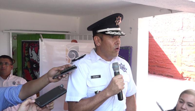 Asegura la SSPM que habrá respaldo a la ciudadanía ante incidencia de robos