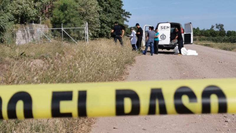 Encuentran asesinados a dos hombres