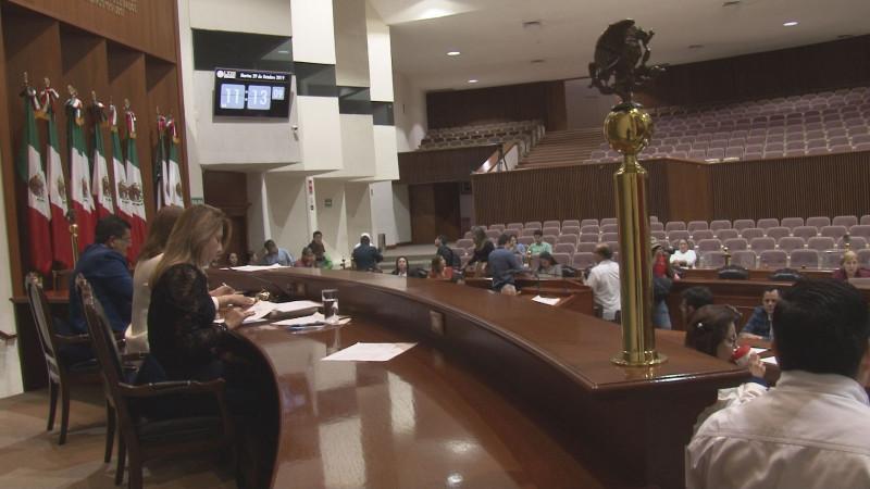 Diputados darán seguimiento a las 101 denuncias contra servidores públicos