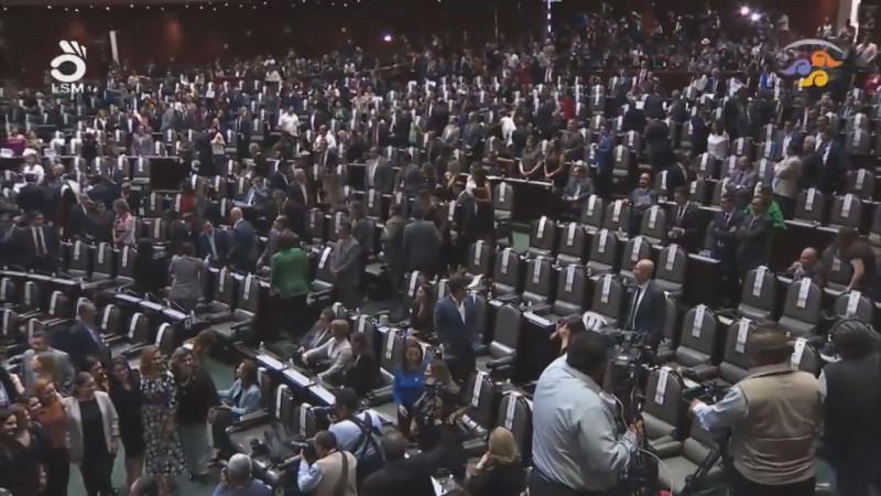 Diputados de Morena solo han propuesto iniciativas aberrantes : Alejandro Cervantes