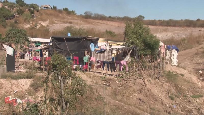 Aumentan las familias desplazadas en el estado