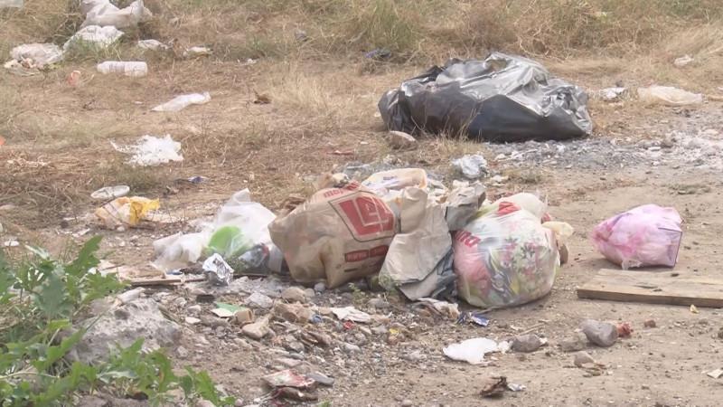 Urbi Villa también afectada por recolección de basura