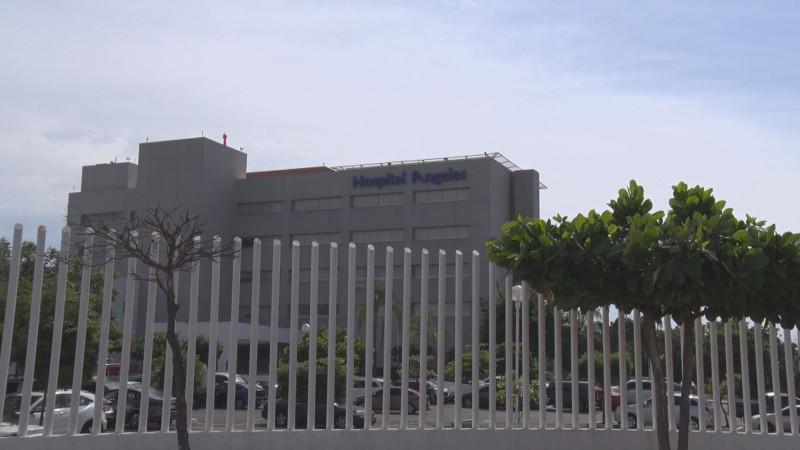 Rematan a herido de bala en hospital Ángeles