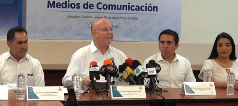 Avanza UAS en acuerdo Tlatelolco de manera favorable