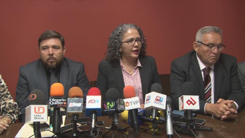 Graciela Dominguez asegura que se mantiene al frente de la bancada de MORENA y de la JUCOPO