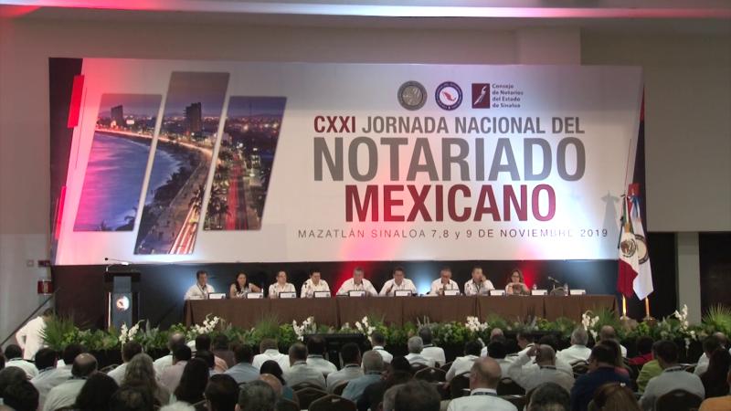 Preocupa a notarios mexicanos, robo de identidad y lavado de dinero