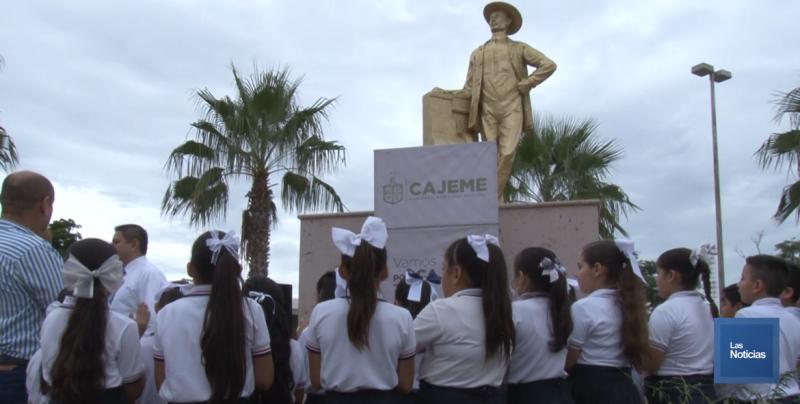 Recuerdan al Héroe de Nacozari Jesús García Corona