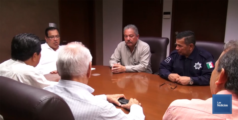 Regresa Francisco Cano Castro a seguridad pública