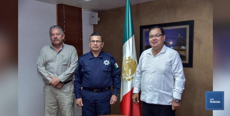 Versiones encontradas de regidores tras regreso de ex jefe de policías