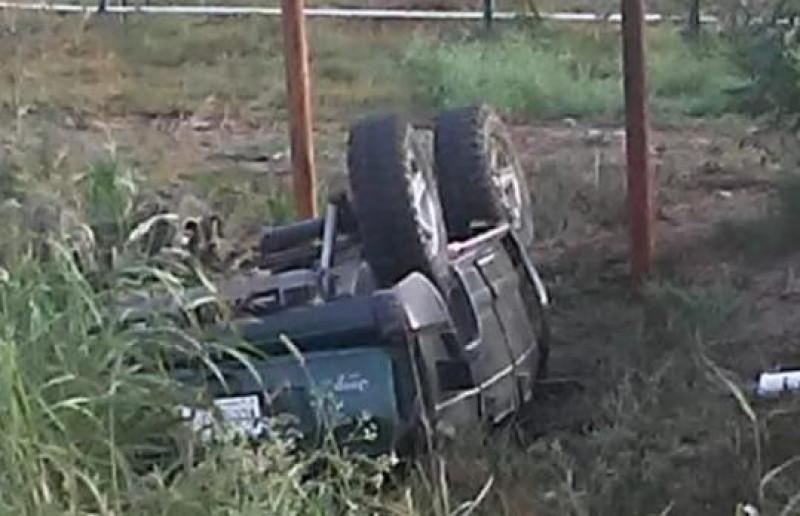 Muere joven en accidente automovilístico