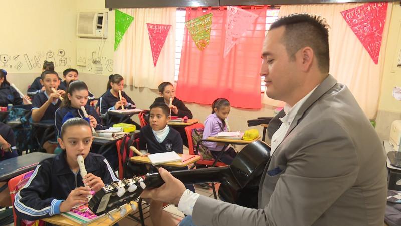 Ahome y Sinaloa avanzan en educación