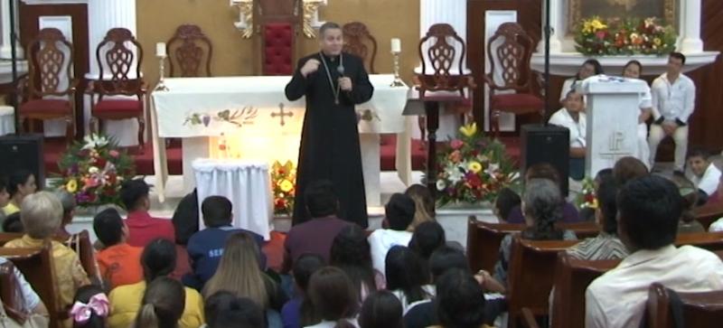 Celebran Congreso Diocesano con decenas de mazatlecos participantes