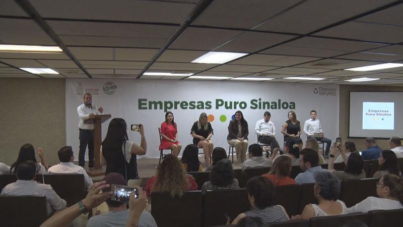 Llaman a empresarios a unirse al proyecto Puro Sinaloa