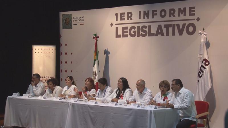 Sinaloenses medirán a los Diputados federales de Morena en la aprobación del Presupuesto al campo 2020