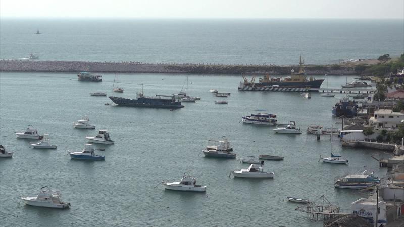 Cerrado el puerto a la navegación