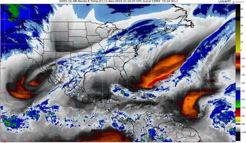 Comenzará a sentirse el frío en Mazatlán