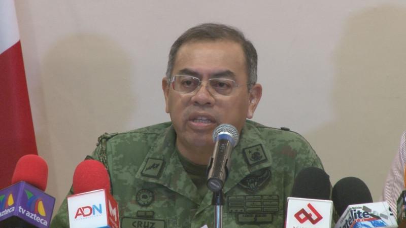 """General defiende trabajo de grupos especiales del ejército que arribaron tras """"jueves negro"""""""