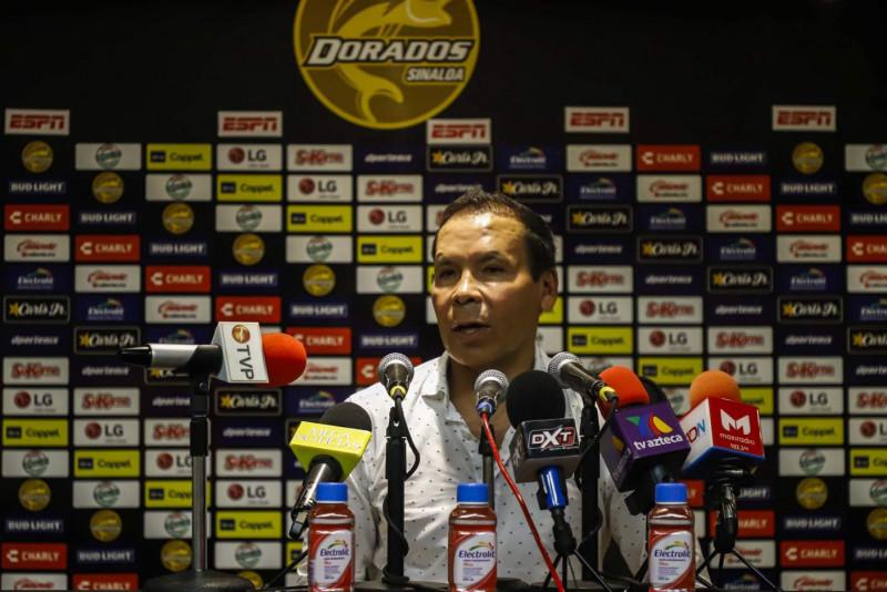 José Guadalupe Cruz deja de ser DT de Dorados