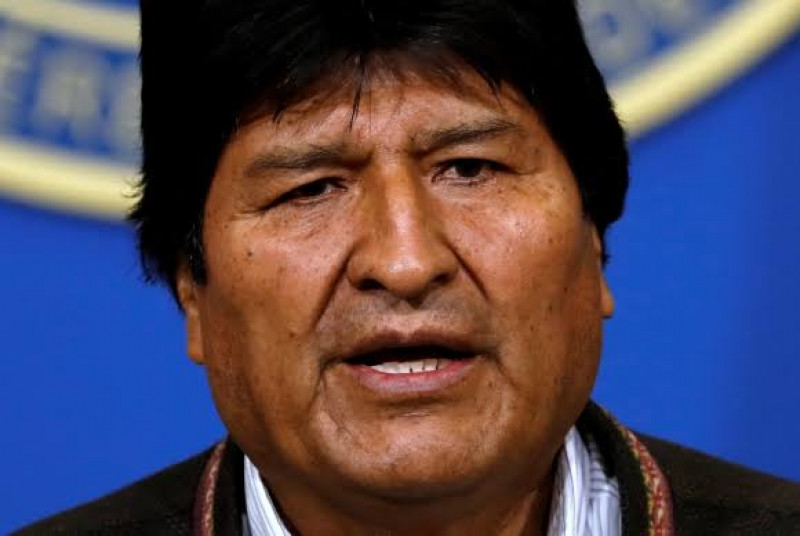 La historia reconocerá el asilo político que México otorgó a Evo Morales