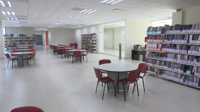 Nueva biblioteca en Tec de Los Mochis