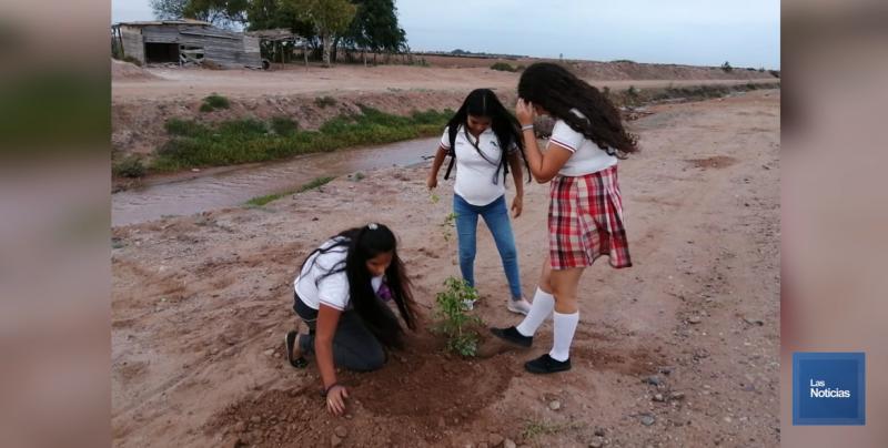 Realizan campaña ecológica en Villa Juárez