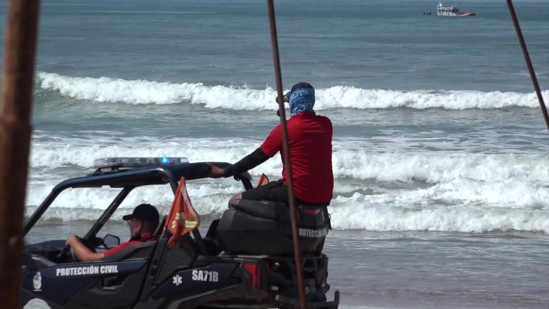 Reforzada la seguridad y vigilancia en playas