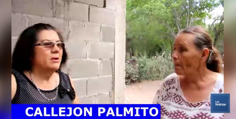 Con recursos propios rehabilitan callejón en Villa Juárez