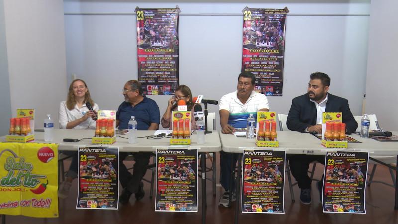 Presentan Lucha Libre en Oradorio Don Bosco
