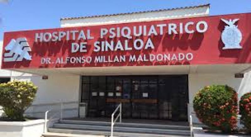 Próximo año remodelación del Psiquiátrico de Sinaloa