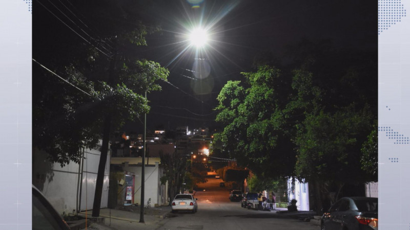 Inicia Ayuntamiento de Culiacán instalación de 20 mil lámparas led