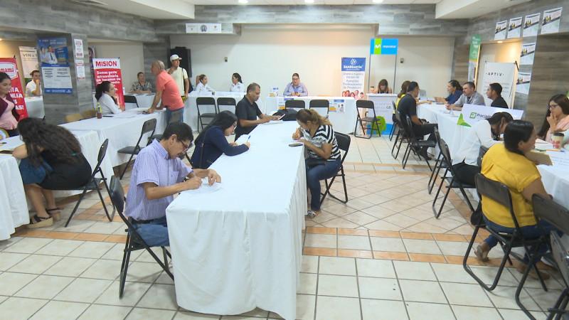 Ofertan hasta 800 vacantes en la segunda  Feria del empleo