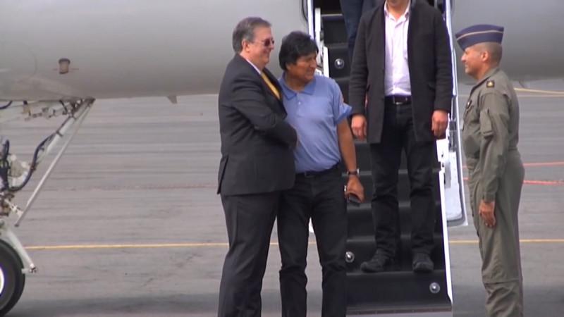 Incongruente actuar del gobierno federal con el trato que está dando a Evo Morales: CANACINTRA