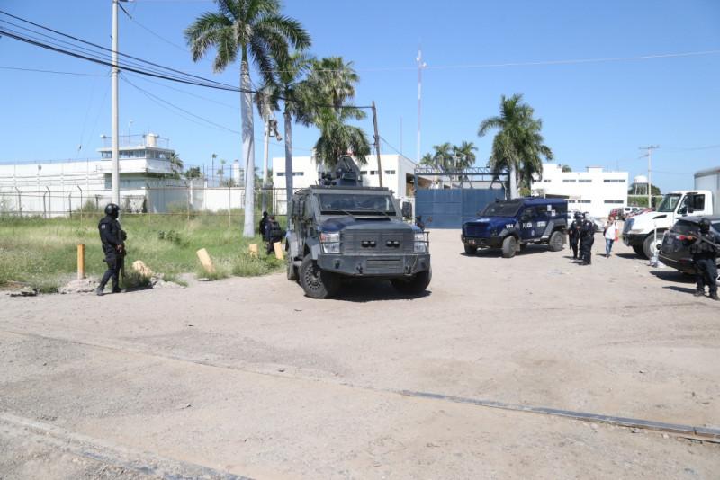 De panzazo, pasan los centros penitenciarios de Sinaloa