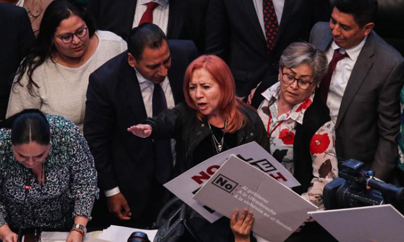 CEDH en Sinaloa ,pendiente del proceso que sigue tras elección de nueva titular de CNDH