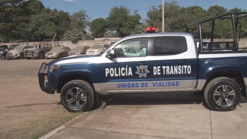 Gestionaron Diputados federales la entrega de 50 patrullas para fortalecer corporaciones de Sinaloa