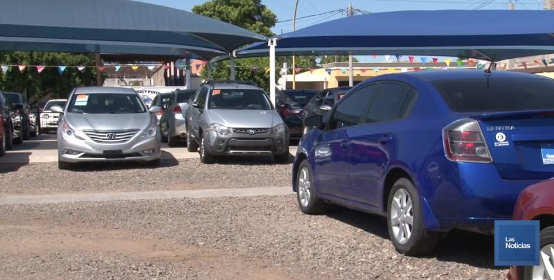 Octubre, uno de los meses más críticos en la venta de vehículos usados