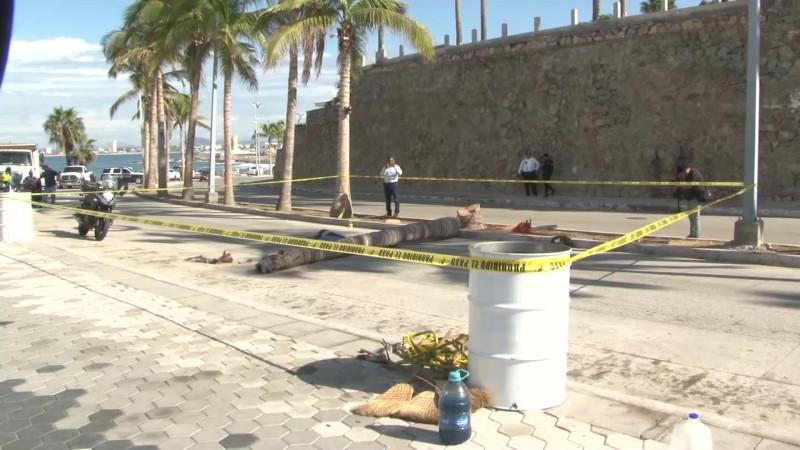 Ríe funcionario ante polémica por muerte de empleado municipal