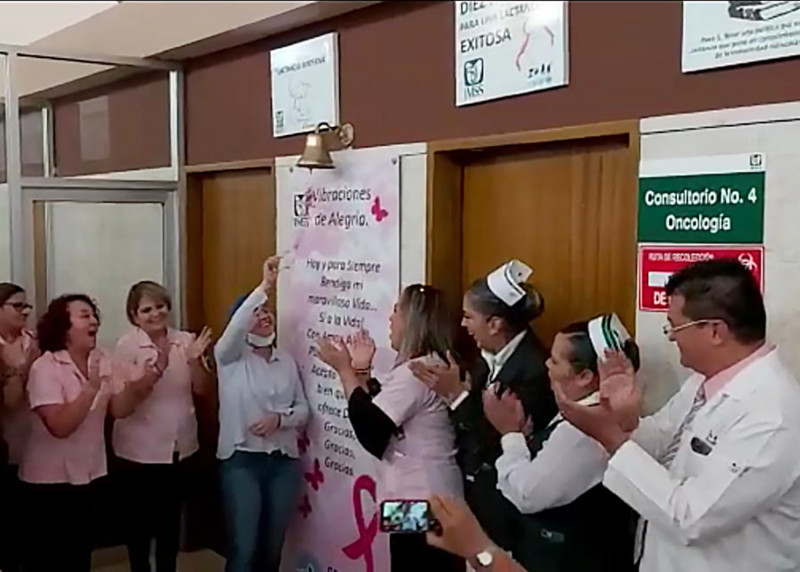 Mujeres vencen al cáncer por tratamiento en el IMSS en Sinaloa