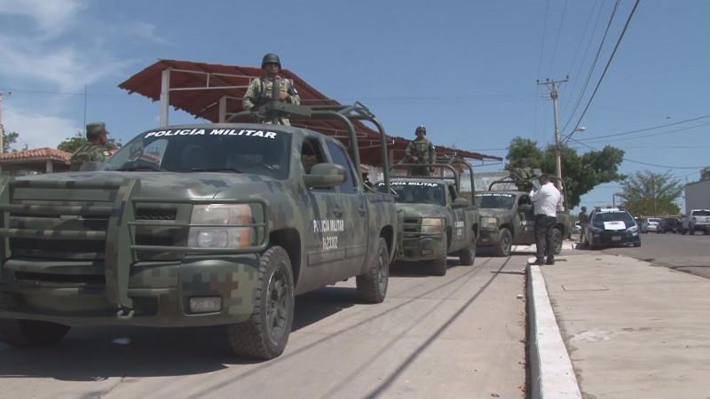 La Guardia Nacional está en proceso de gestación en Sinaloa