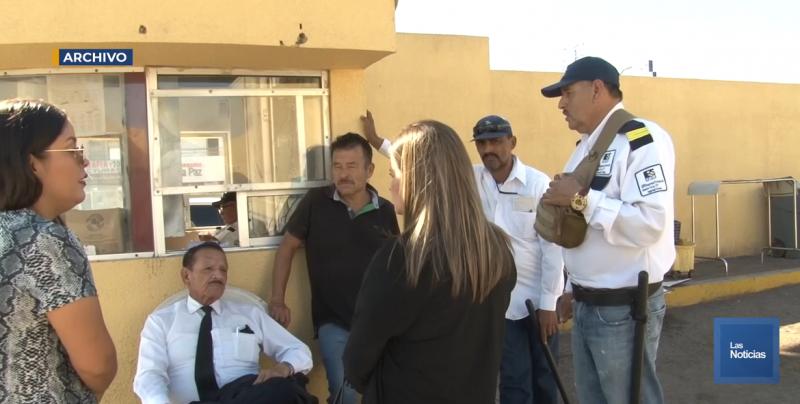 Nuevamente se retrasa pago a guardias del Hospital General de Ciudad Obregón