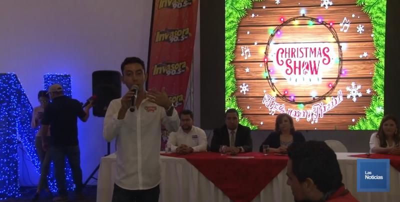 Invitan a disfrutar del Primer Christmas Show en Ciudad Obregón
