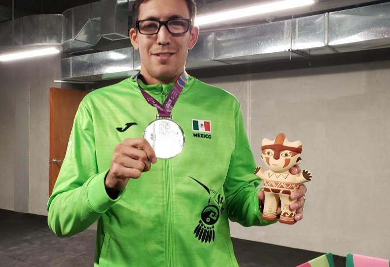 Benjamín González busca medalla en Juegos Paralimpicos