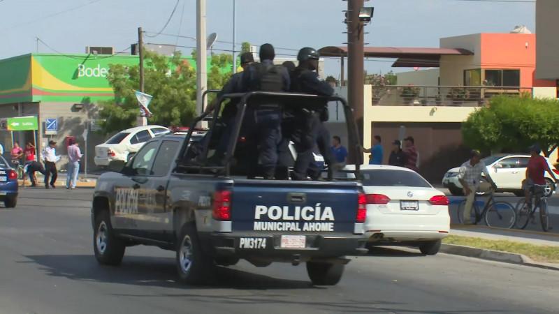 Llama FEDASIN a que se refuerce presencia policiaca en Ahome
