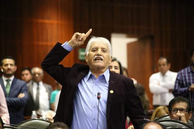 Fallece legislador federal mazatleco
