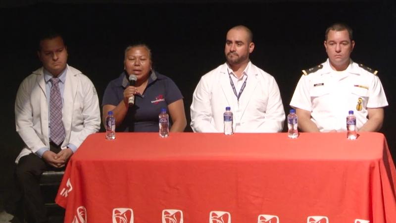 Se reúnen médicos que tratan el SIDA