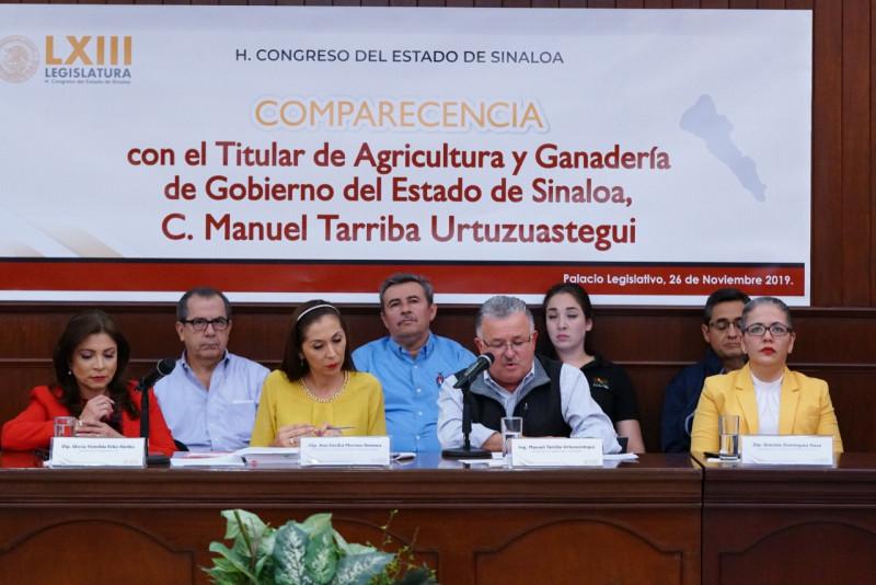El Congreso coadyuvará en la recuperación del estatus sanitario del sector ganadero