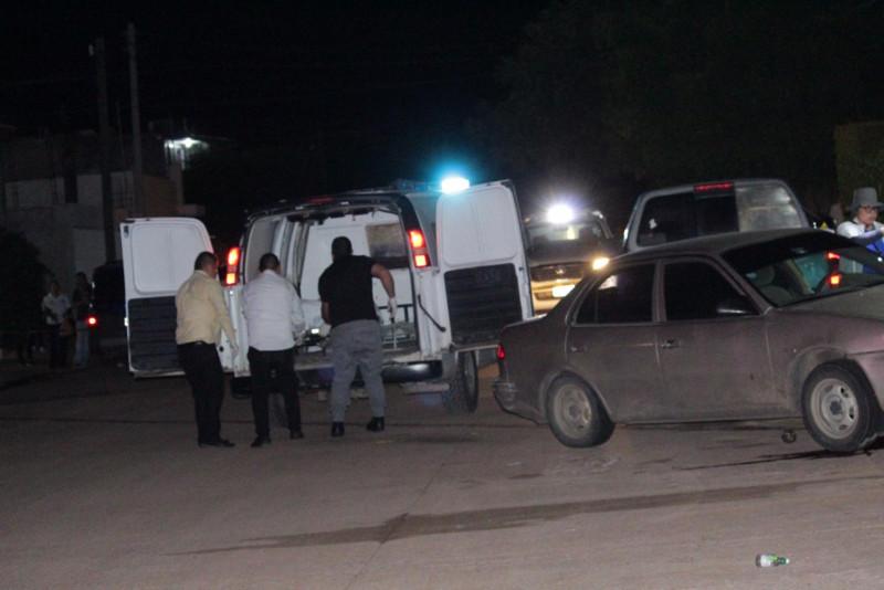 Asesinan a balazos a vecino de la Agustina Ramírez