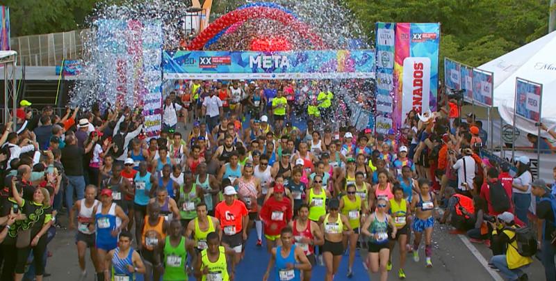 Se viene la fiesta  del Gran Maratón Pacífico 2019